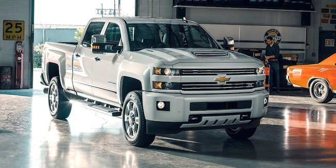41 The Best 2019 Chevy 2500Hd Duramax Exterior