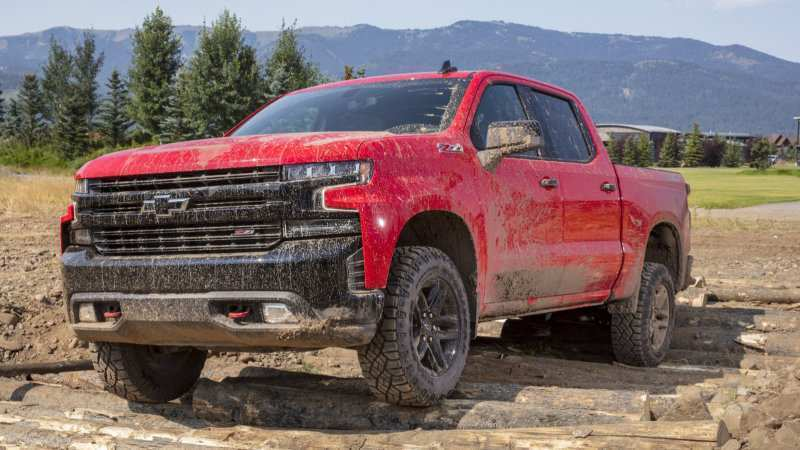 41 The Best 2019 Chevy Colorado Going Launched Soon Rumors