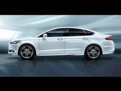 41 The Best 2019 Ford Mondeo Vignale Review