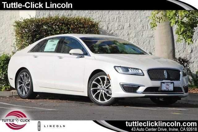 41 The Best 2019 Lincoln MKZ Hybrid Exterior And Interior