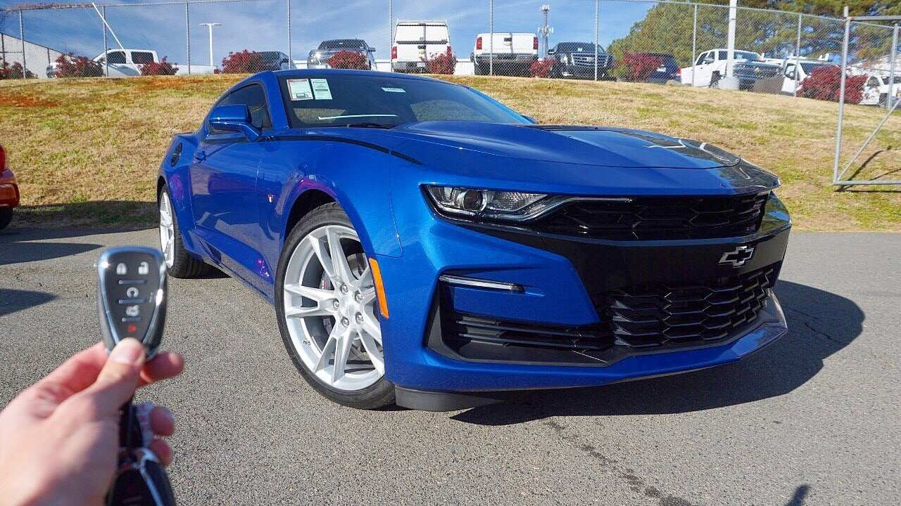 41 The Best 2019 The All Chevy Camaro New Review