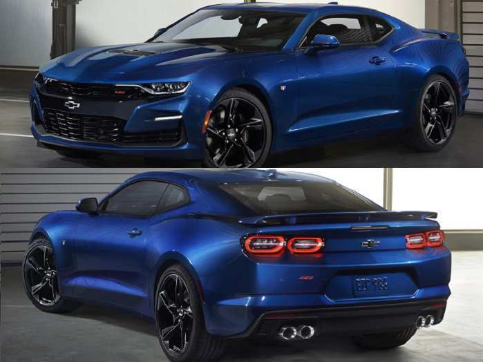 41 The Best 2019 The Camaro Ss Redesign And Review