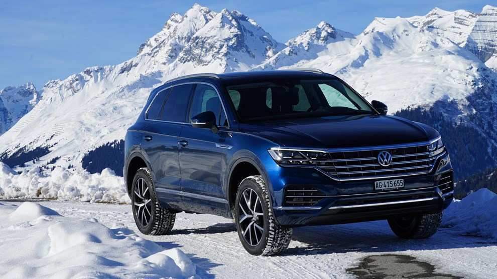 41 The Best 2019 Volkswagen Touareg New Review