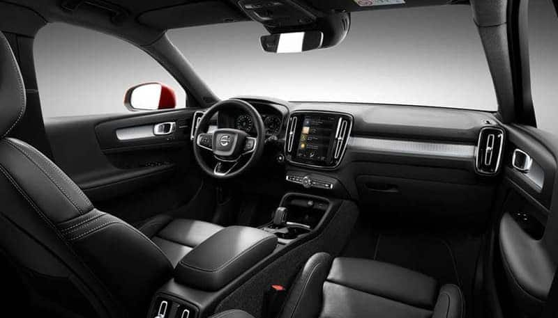 41 The Best 2019 Volvo Xc40 Interior Redesign