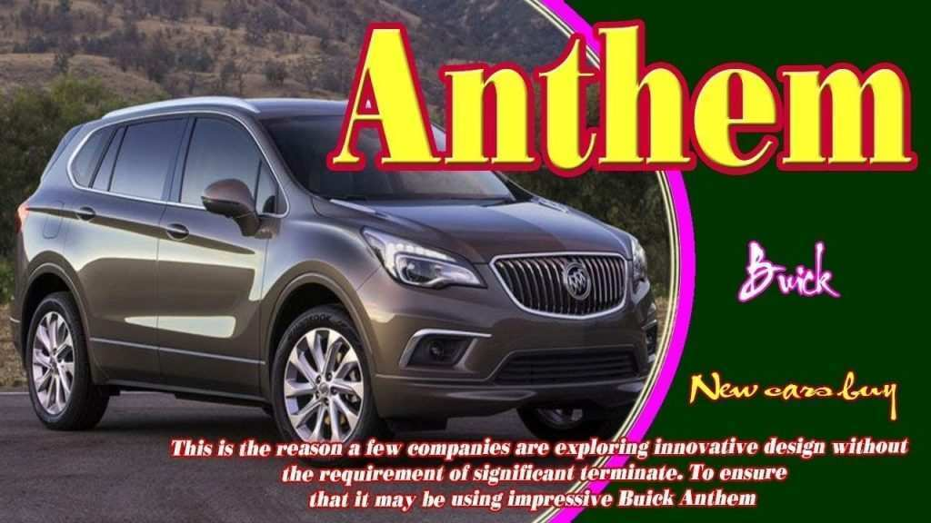 41 The Best 2020 Buick Anthem Engine