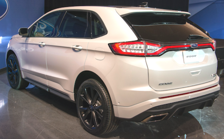 41 The Best 2020 Ford Edge Sport Price And Review