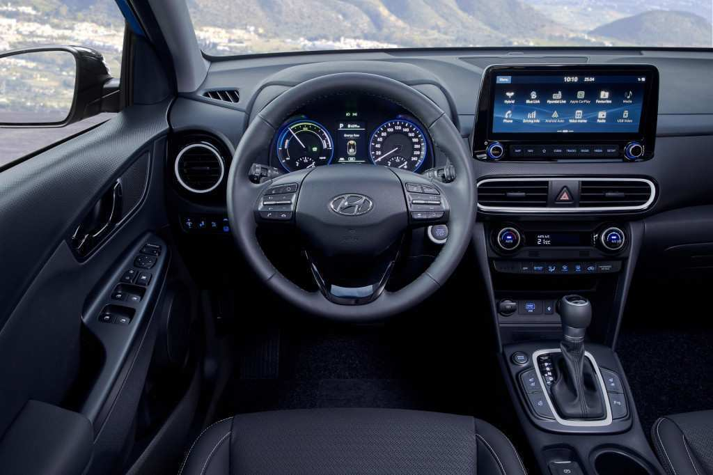 41 The Best 2020 Hyundai Kona Hybrid Picture