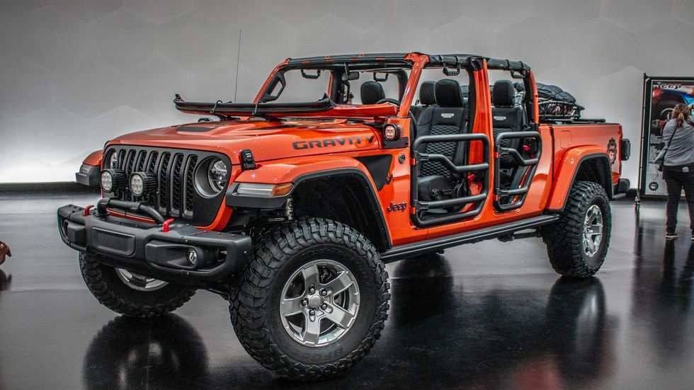 41 The Best 2020 Jeep Gladiator Build And Price Review