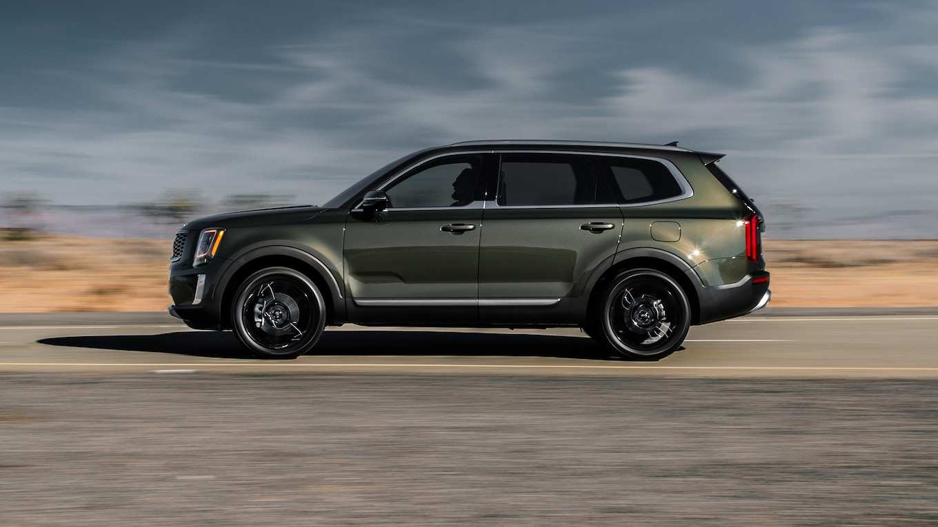 41 The Best 2020 Kia Telluride Warranty Concept And Review