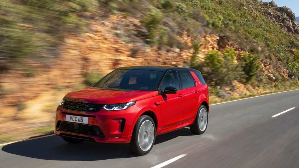 41 The Best 2020 Land Rover Discovery Exterior And Interior