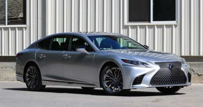 41 The Best 2020 Lexus Ls 460 Wallpaper