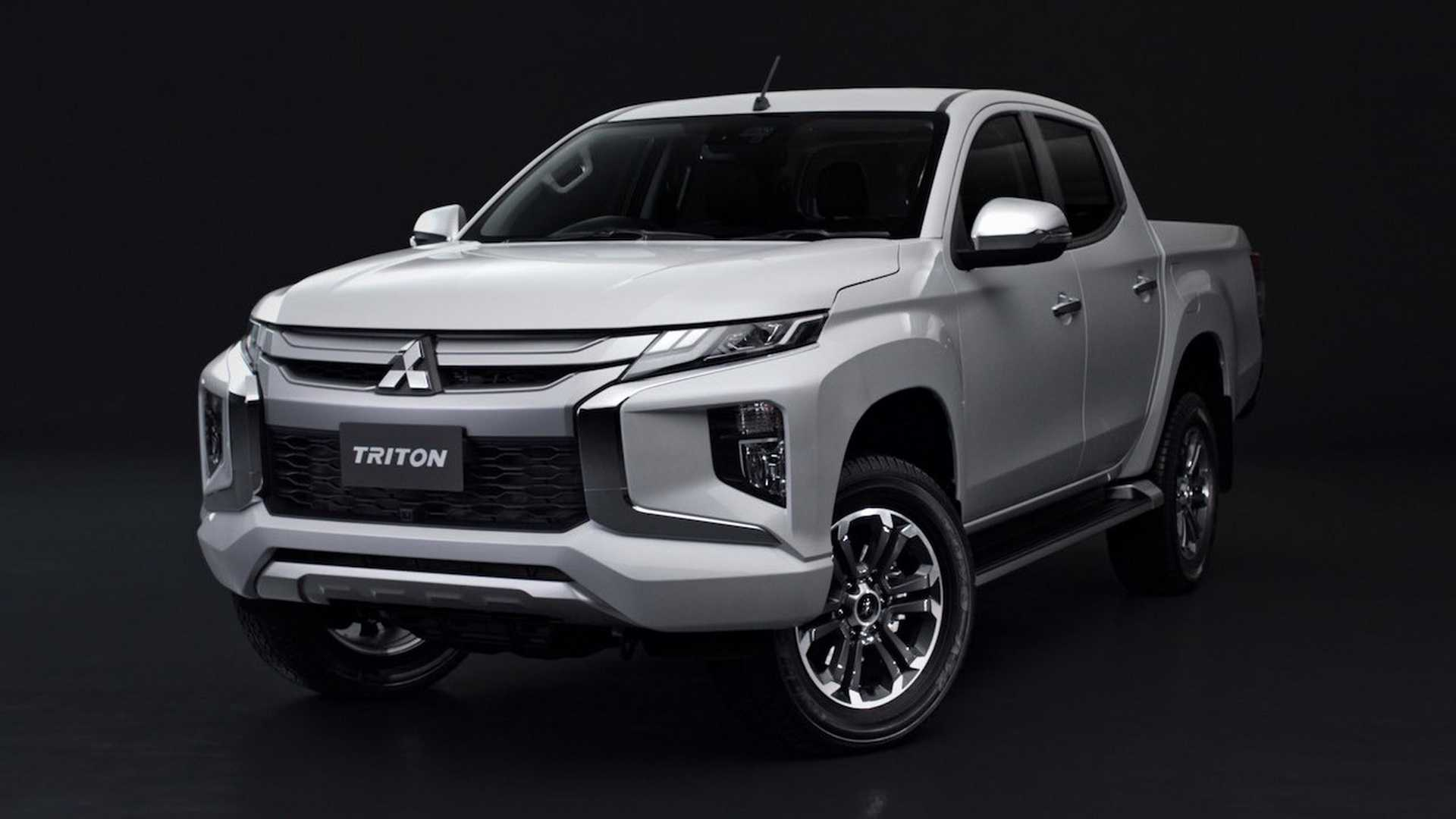 41 The Best 2020 Mitsubishi Triton Exterior And Interior
