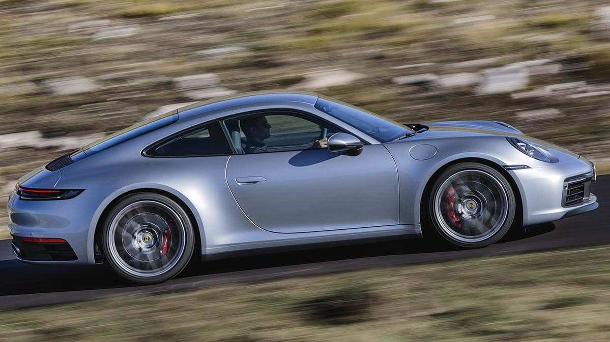 41 The Best 2020 Porsche 911 Wallpaper