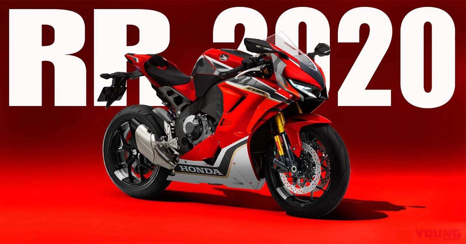 41 The Best Honda Fireblade 2020 Rumors