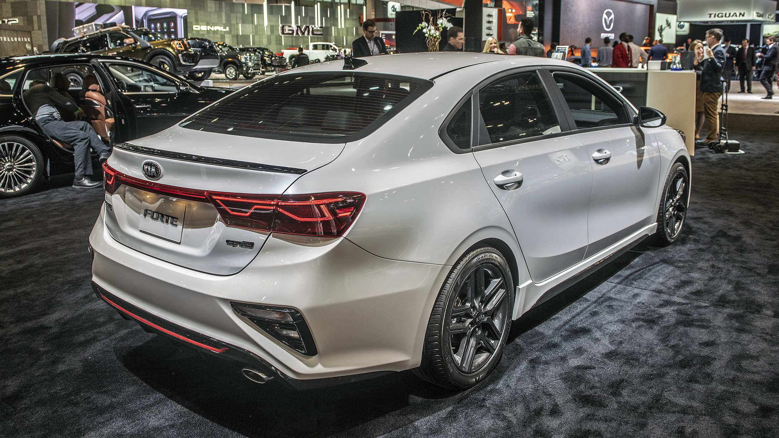 41 The Best Kia Forte Gt Line 2020 Specs