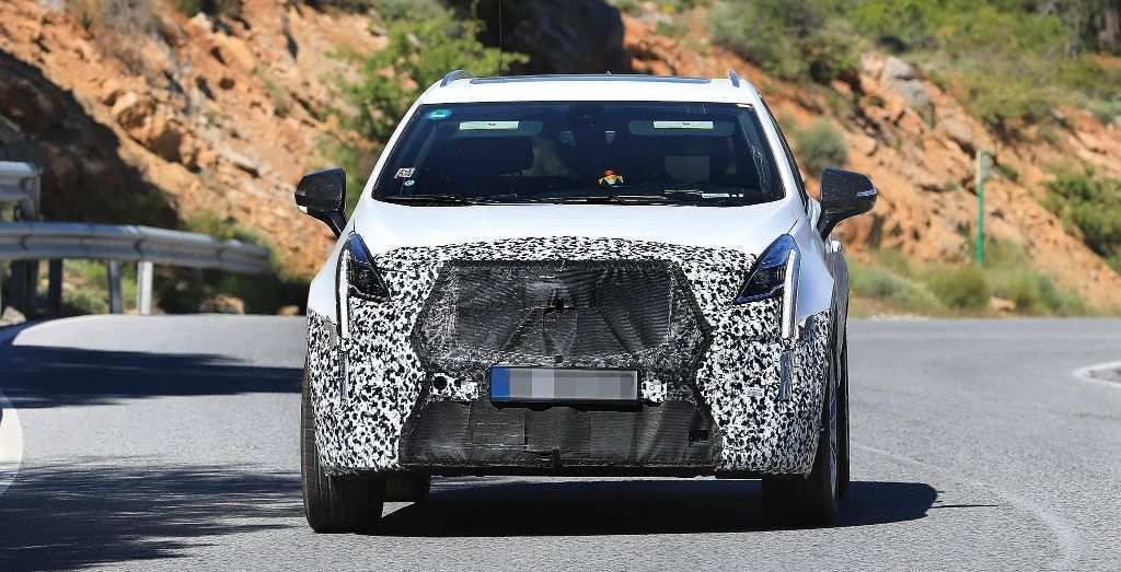 41 The Best Spy Shots Cadillac Xt5 Reviews