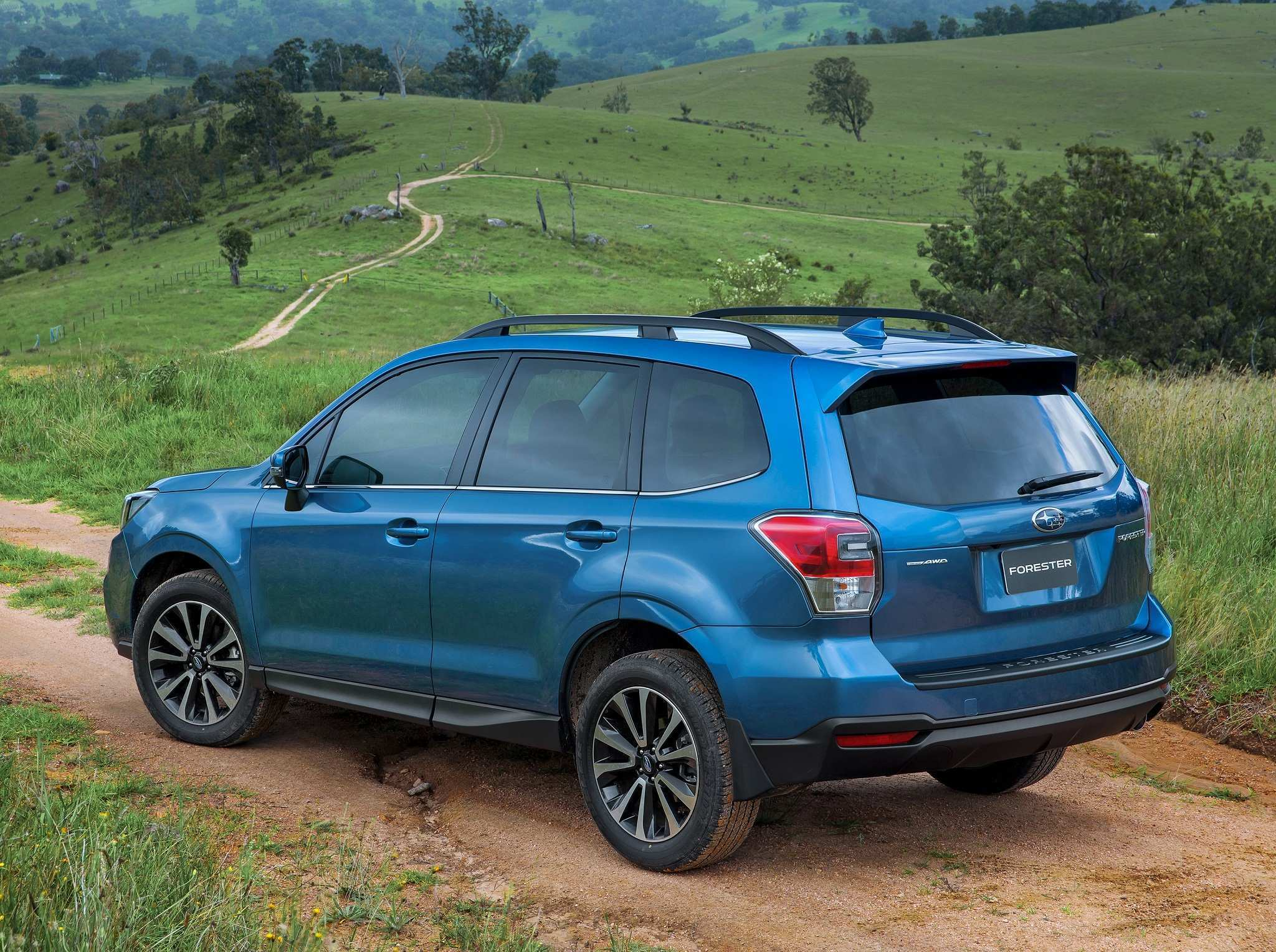41 The Best Subaru Forester 2020 Concept Spesification