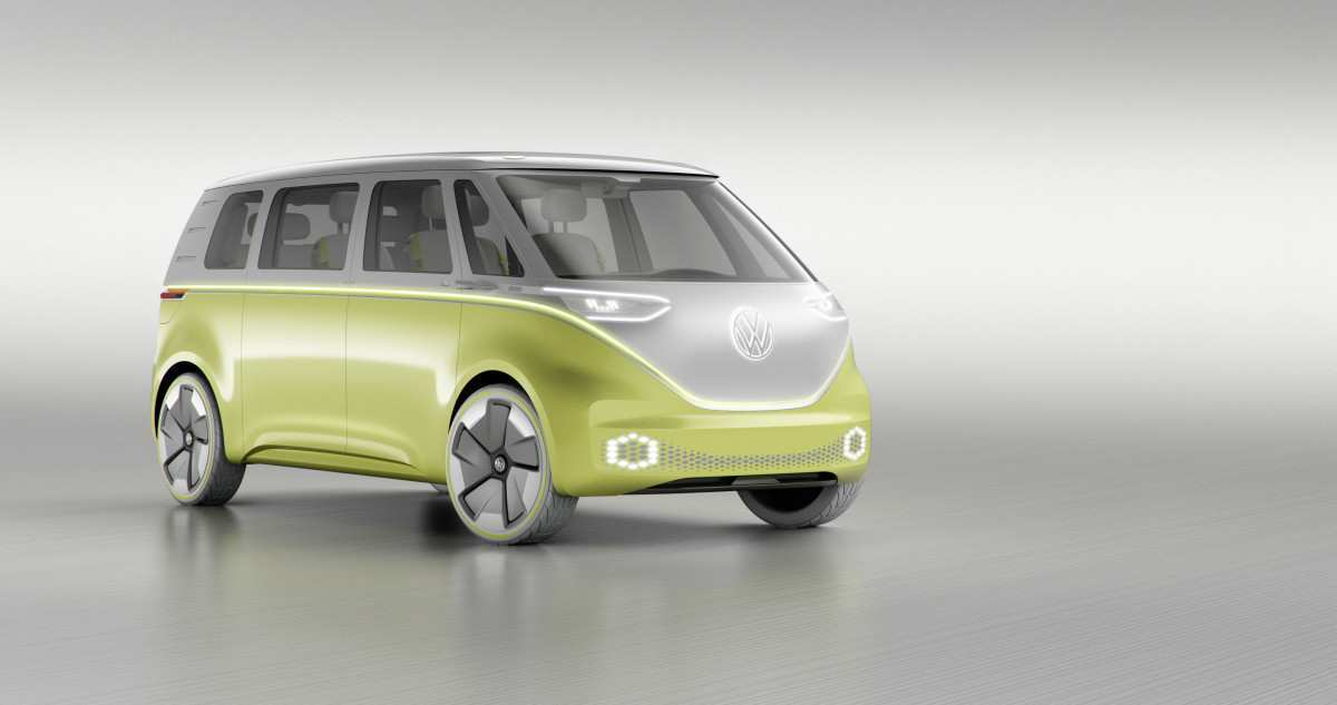 41 The Best Volkswagen Hippie Van 2020 Release Date And Concept