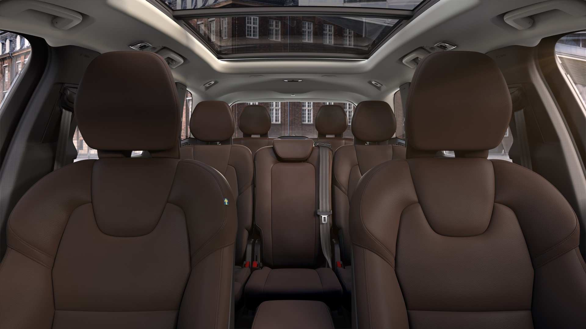 41 The Best Volvo Xc90 2019 Interior Redesign And Review