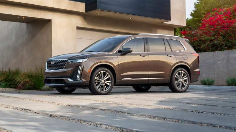 41 The Cadillac Midsize Suv 2020 Configurations