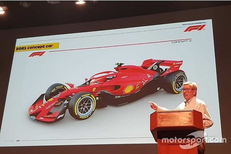 41 The Ferrari F1 2020 Picture