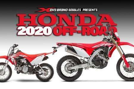 41 The Honda Motocross 2020 Redesign And Review