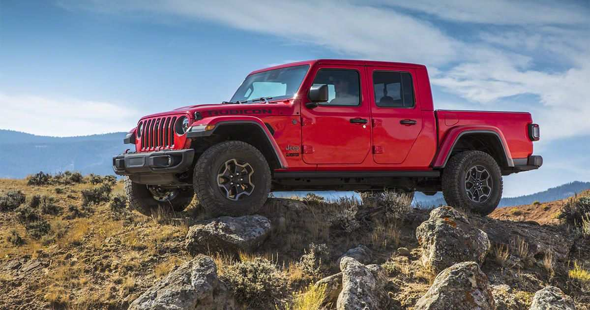 41 The Jeep Brute 2020 Configurations
