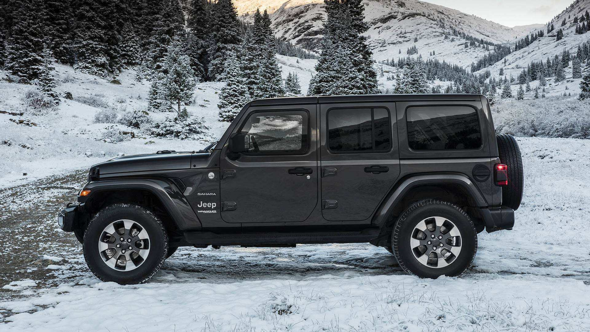 41 The Jeep Hybrid 2020 Speed Test