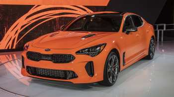 41 The Kia Stinger 2020 Update New Review