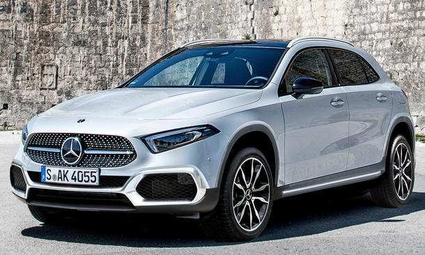 41 The Mercedes Gla 2019 Interior Research New