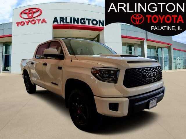 41 The Toyota Tundra Trd Pro 2019 Picture