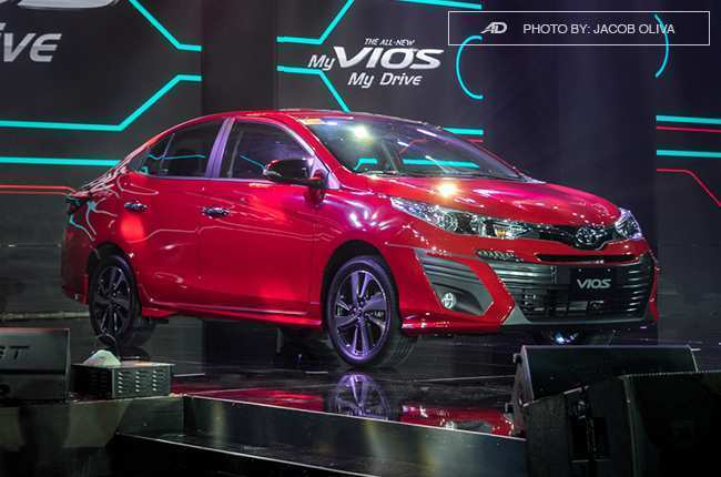 41 The Toyota Vios 2019 Price Philippines Interior