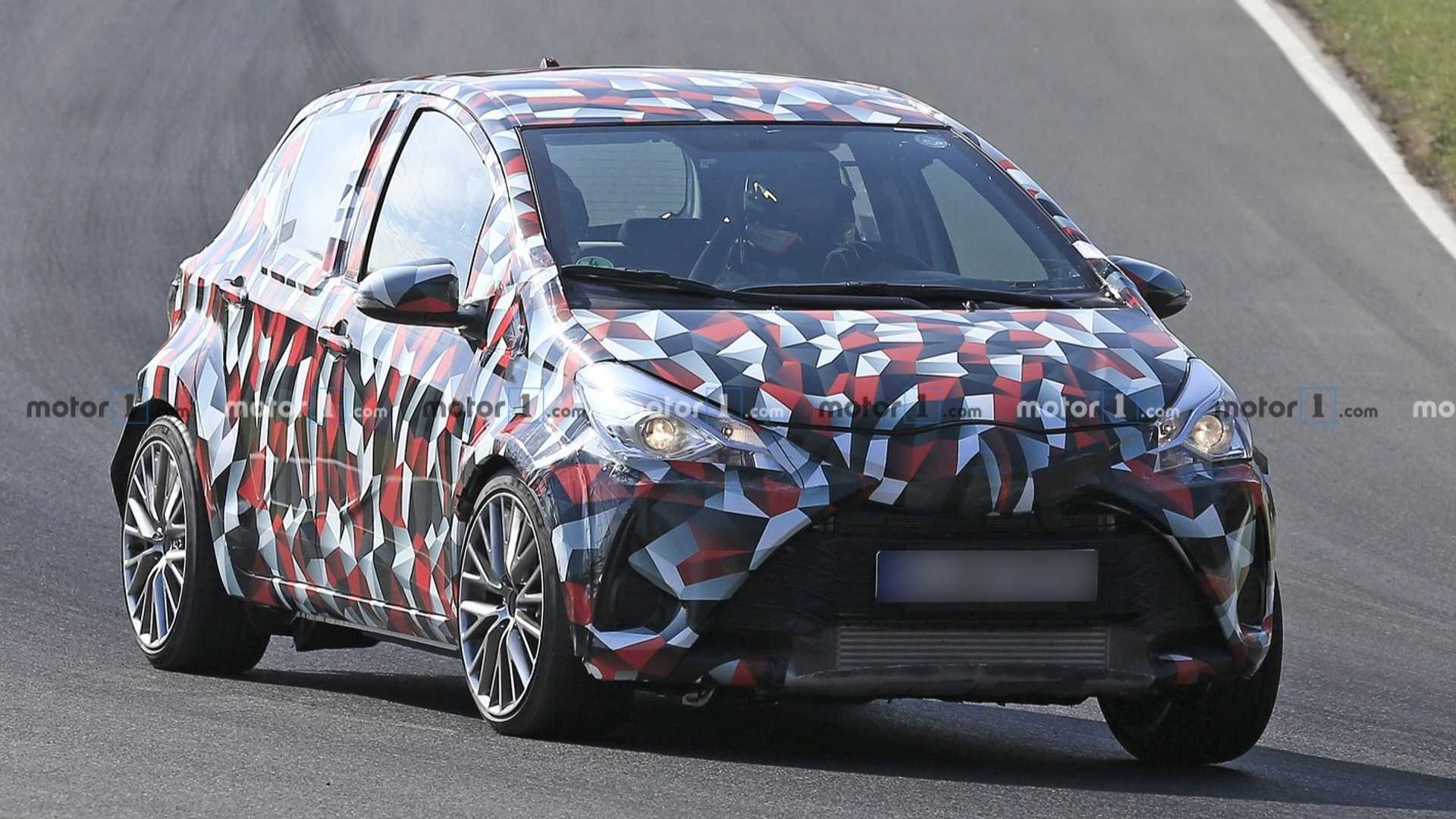 41 The Toyota Yaris 2019 Europe Images