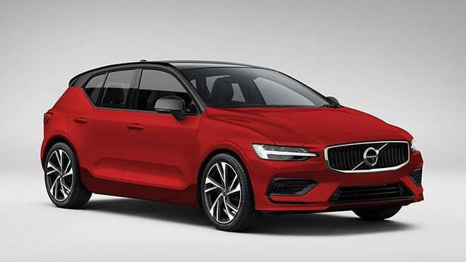 41 The V40 Volvo 2019 Release Date And Concept