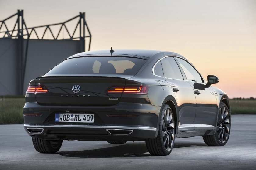 41 The Volkswagen Arteon 2019 Release Date Spesification