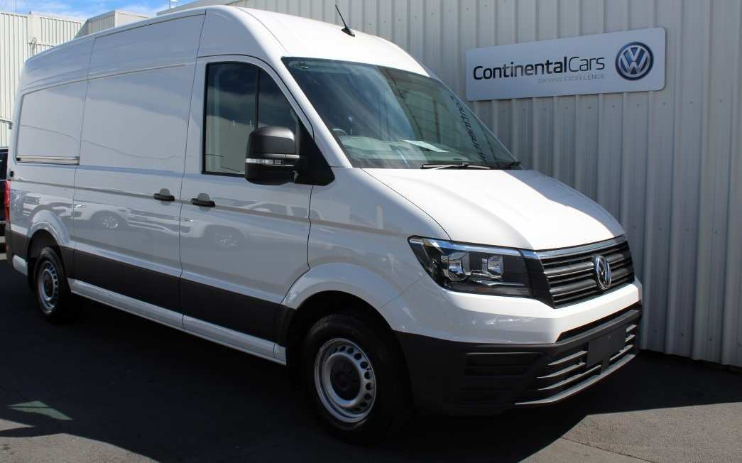 41 The Volkswagen Crafter 2019 Specs