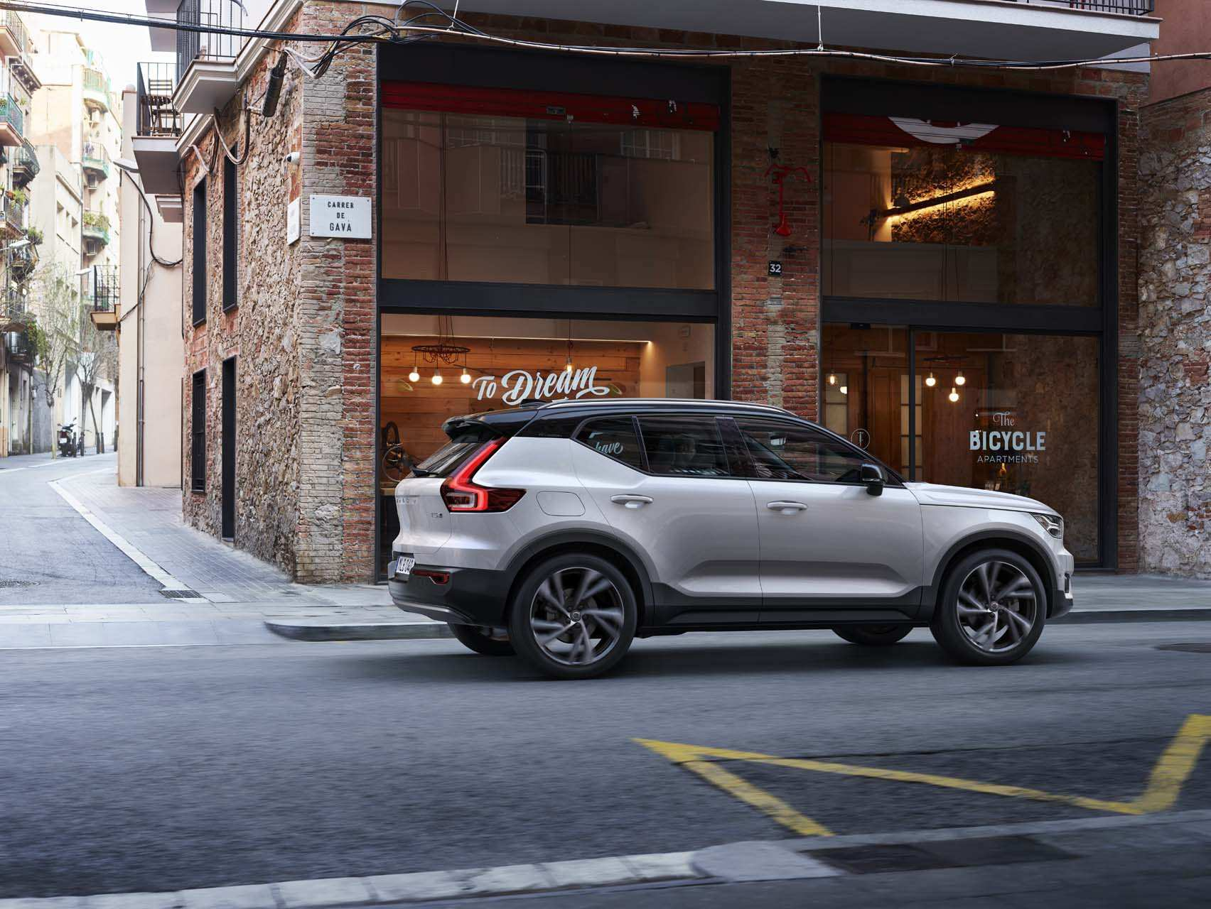 41 The Volvo 2019 Electric Photos