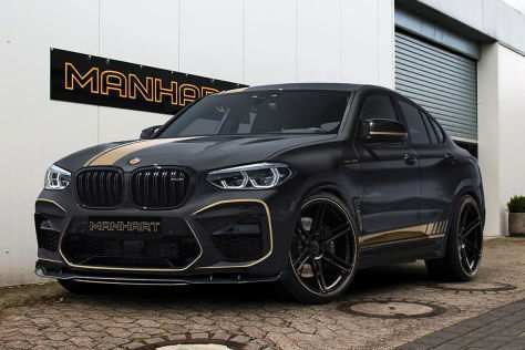 42 A 2019 BMW X4 Performance And New Engine