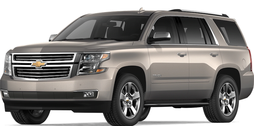 42 A 2019 Chevy Tahoe Wallpaper