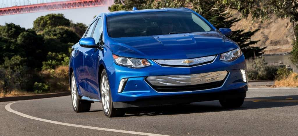 42 A 2019 Chevy Volt Wallpaper