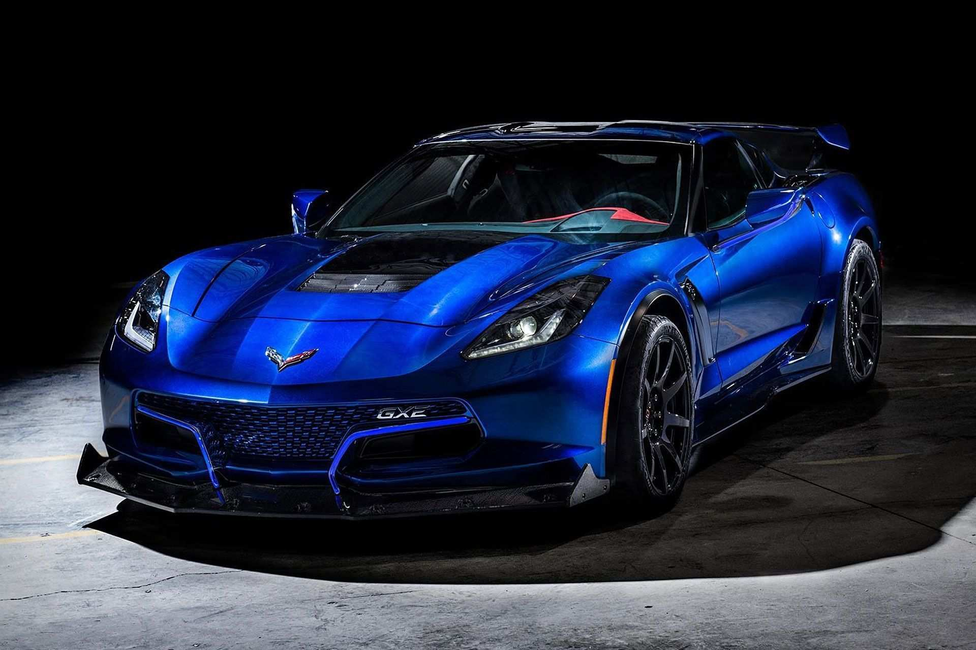 42 A 2019 Corvette ZR1 Redesign And Review