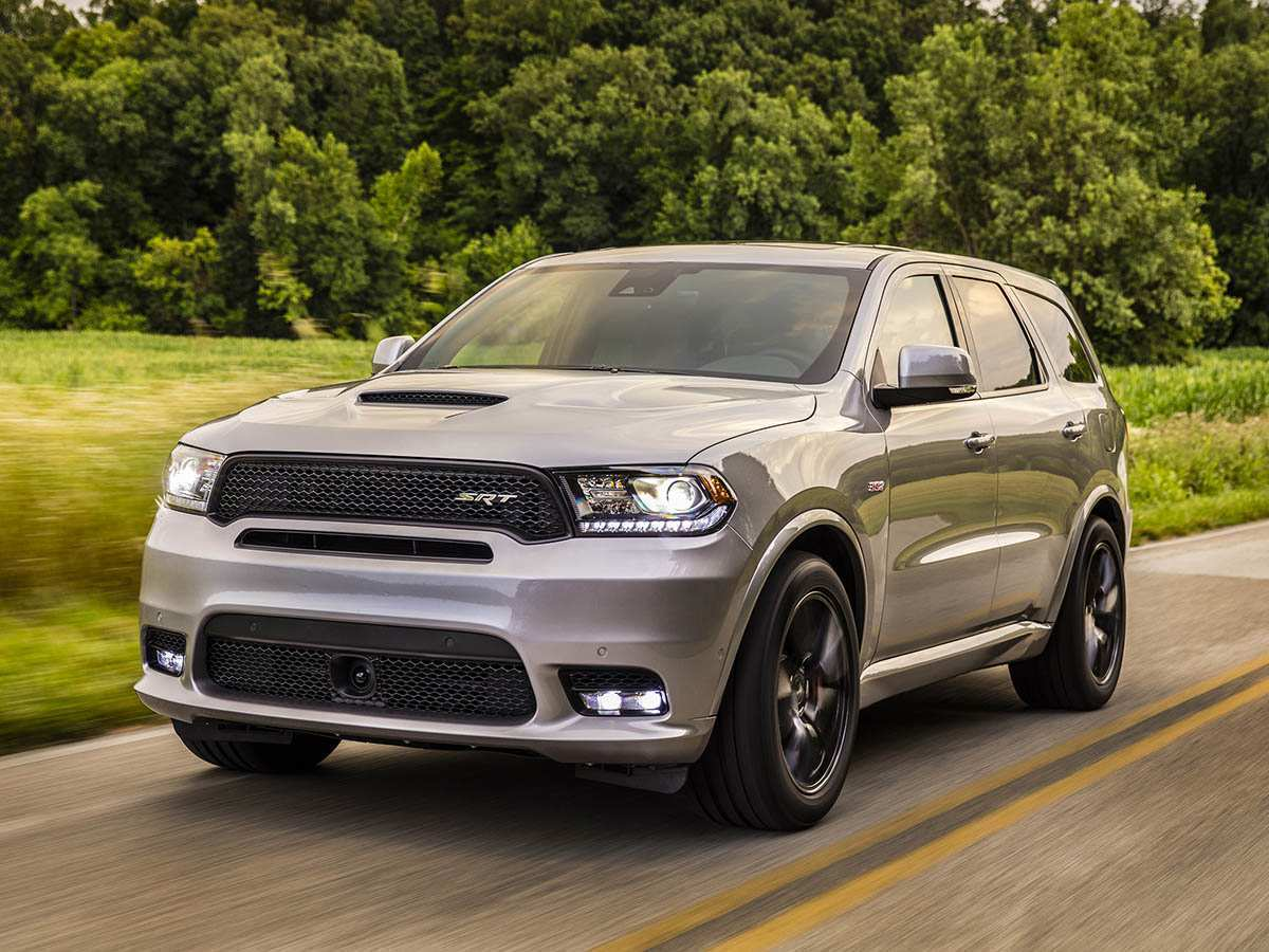 42 A 2019 Dodge Durango Research New