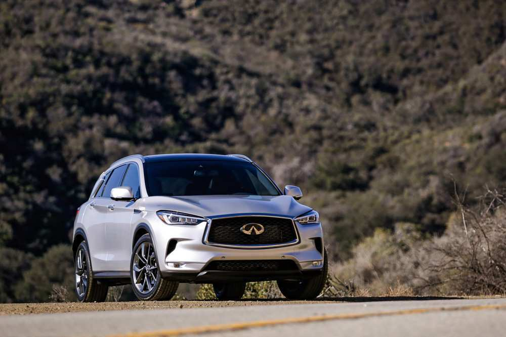 42 A 2019 Infiniti Qx50 First Drive Concept And Review