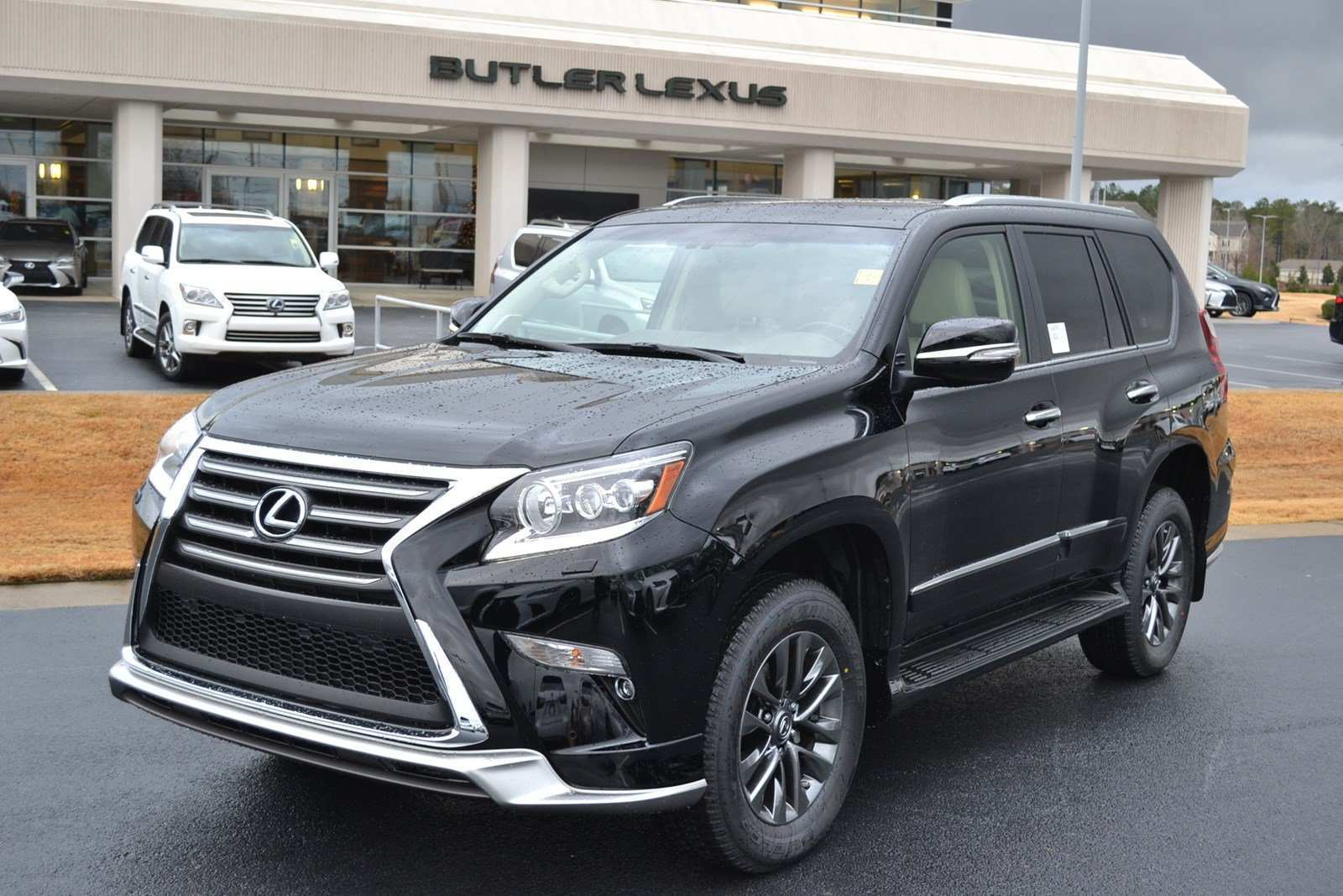 42 A 2019 Lexus GX 460 Review