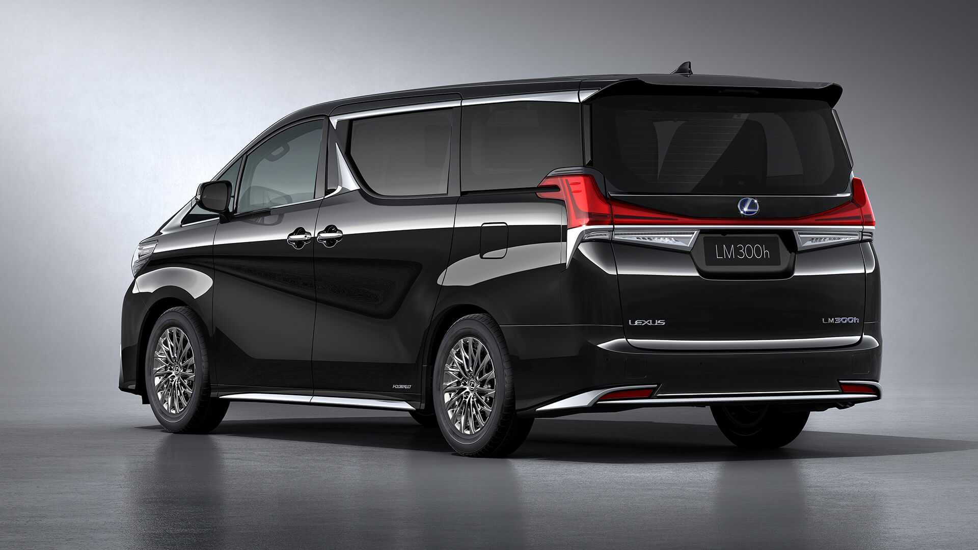 42 A 2019 Lexus Minivan Concept And Review