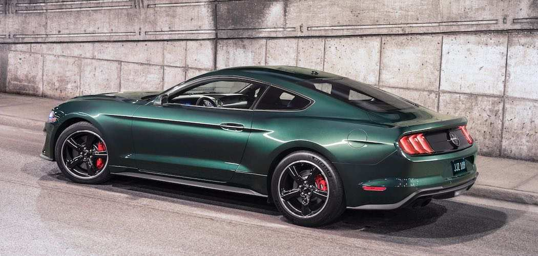 42 A 2019 Mustang Release Date And Concept