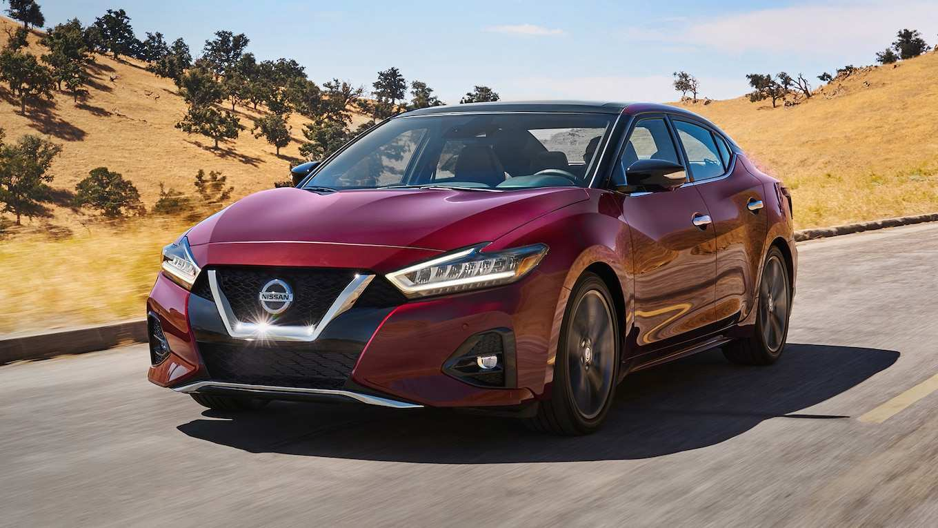 42 A 2019 Nissan Maxima Horsepower Review And Release Date