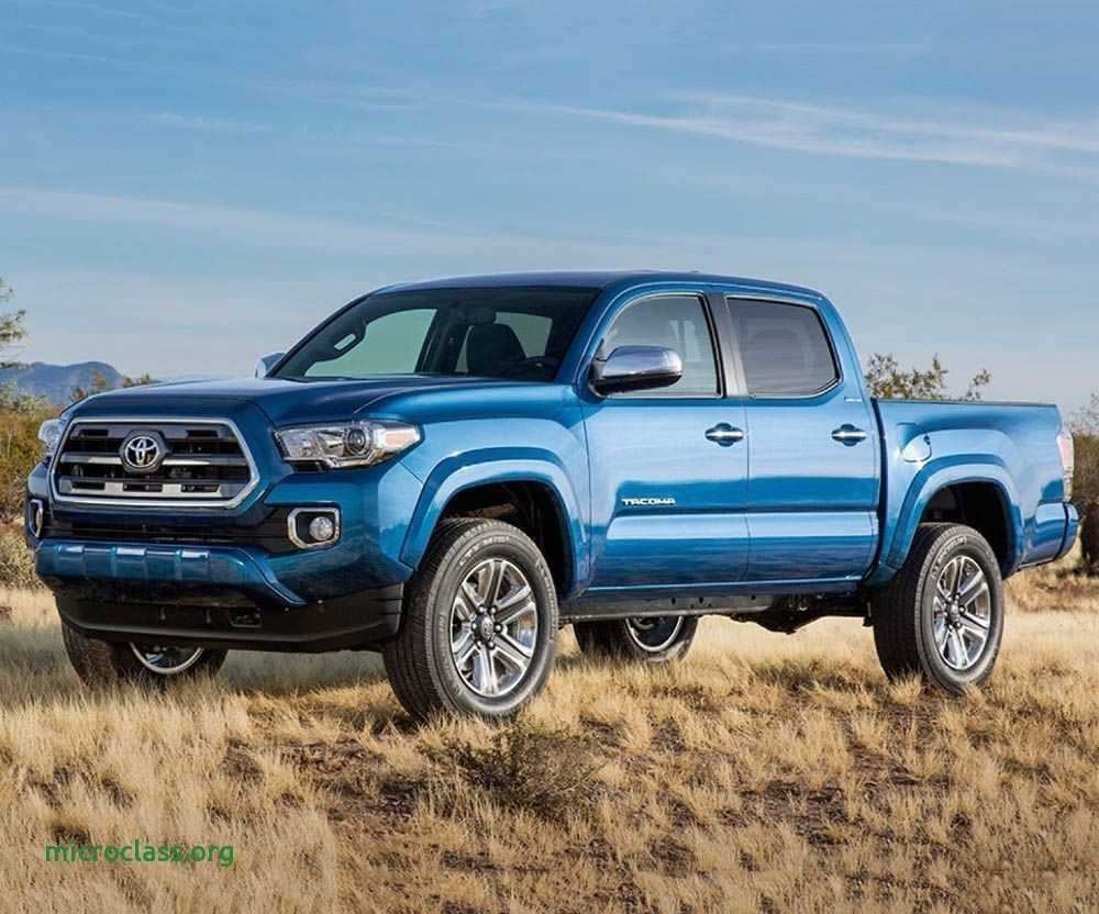 42 A 2019 Toyota Tacoma Diesel Redesign And Concept