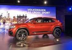 2019 Volkswagen Cross
