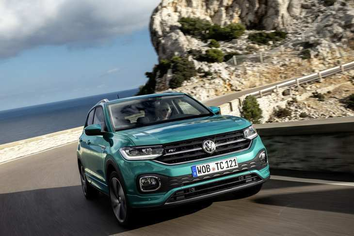 42 A 2019 Volkswagen Cross Release Date And Concept